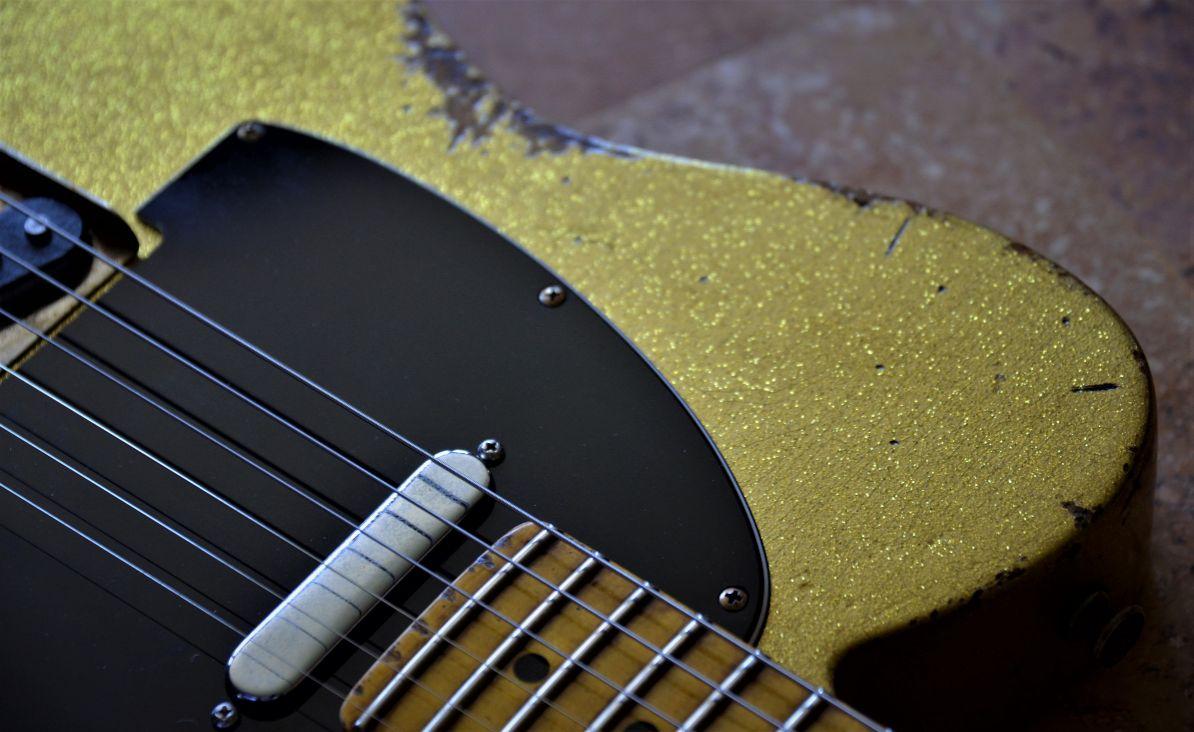Fender Custom Tele Relic