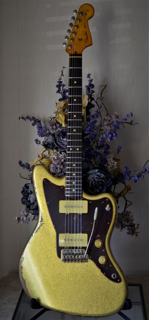 Custom Relic Jazzmaster Sparkle