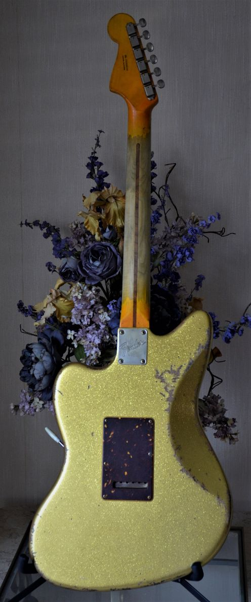 Back Jazzmaster Relic Custom