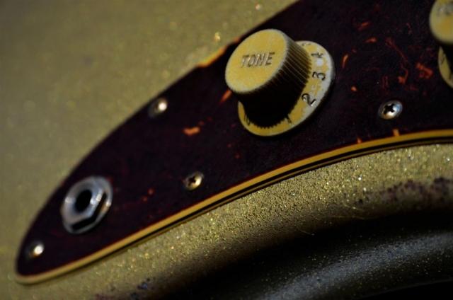 Jazzmaster Custom Aged Relic