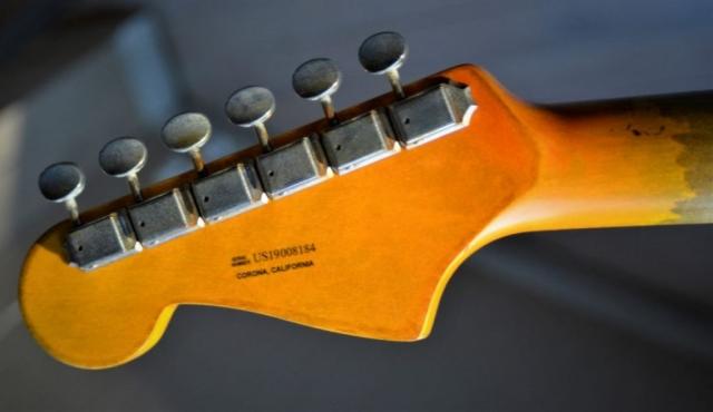 Jazzmaster Rear Headstock
