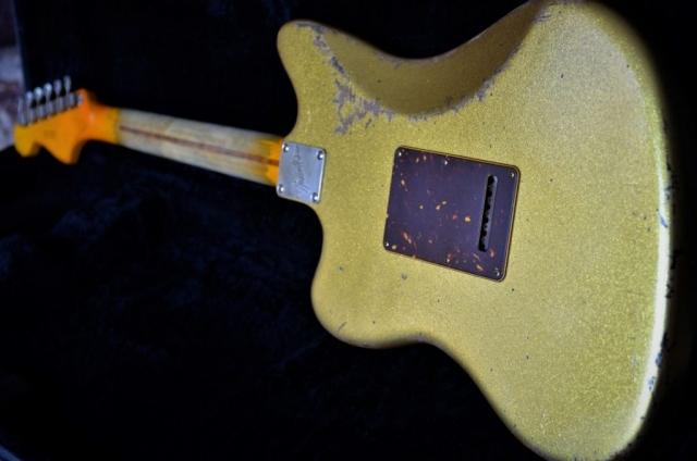 Back Neck Fender Relic Jazzmaster
