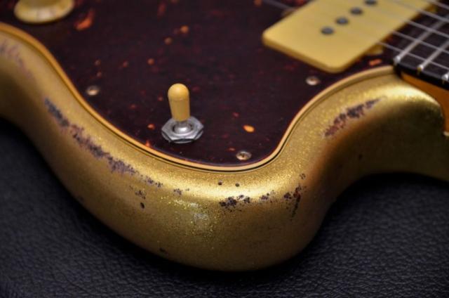 Fender Jazzmaster Custom Relic