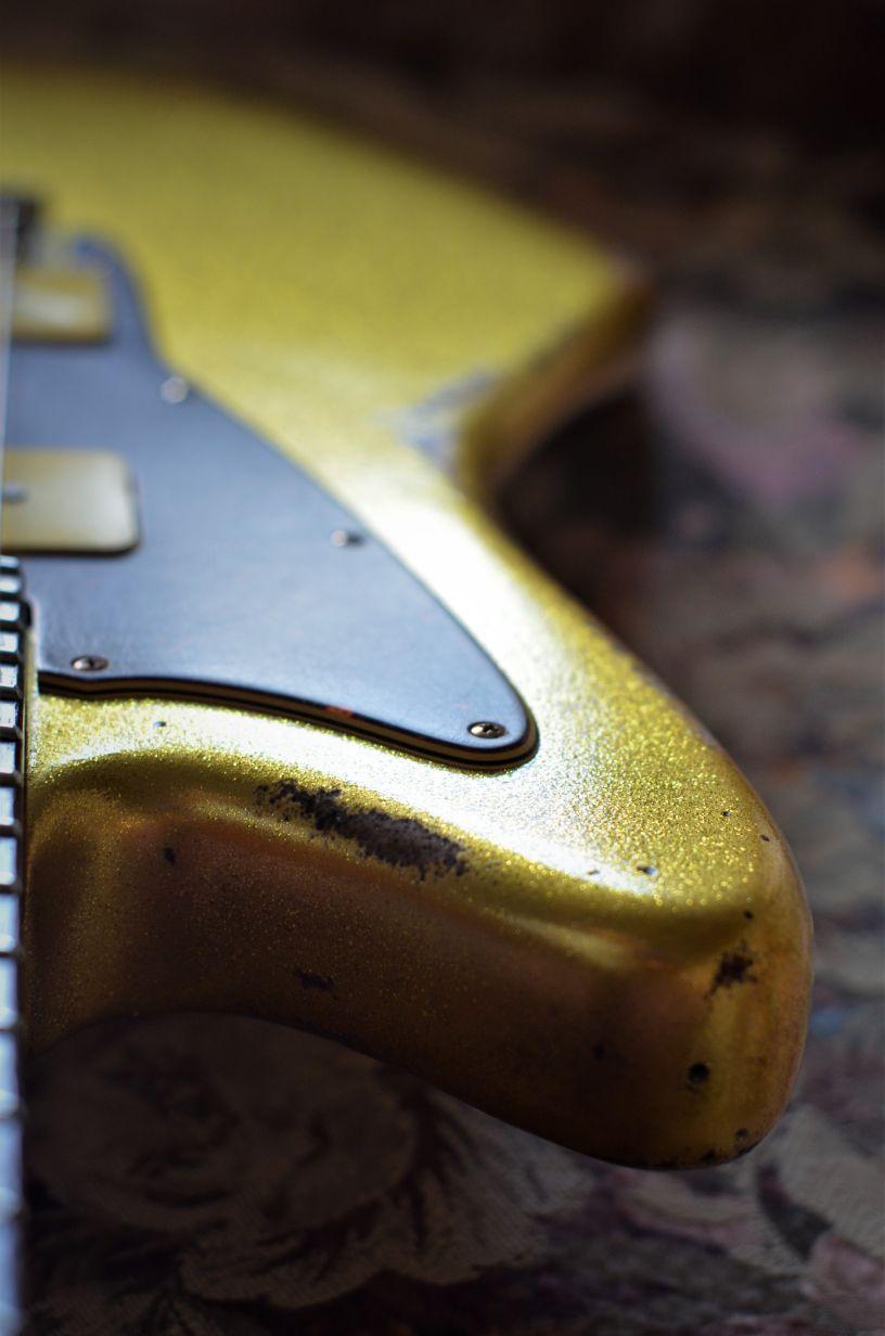 Jazzmaster Custom Relic