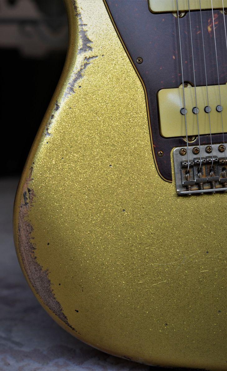 Custom Jazzmaster Relic