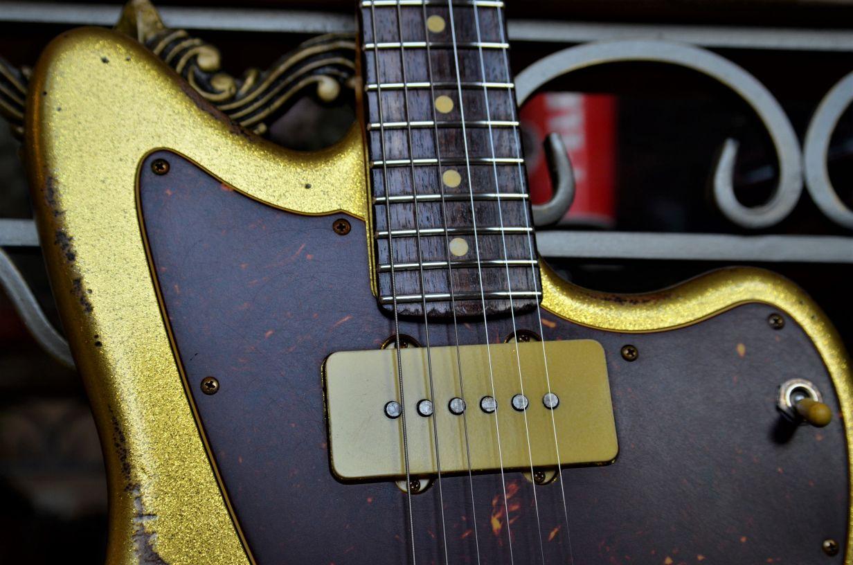 Vintage Custom Jazzmaster Relic