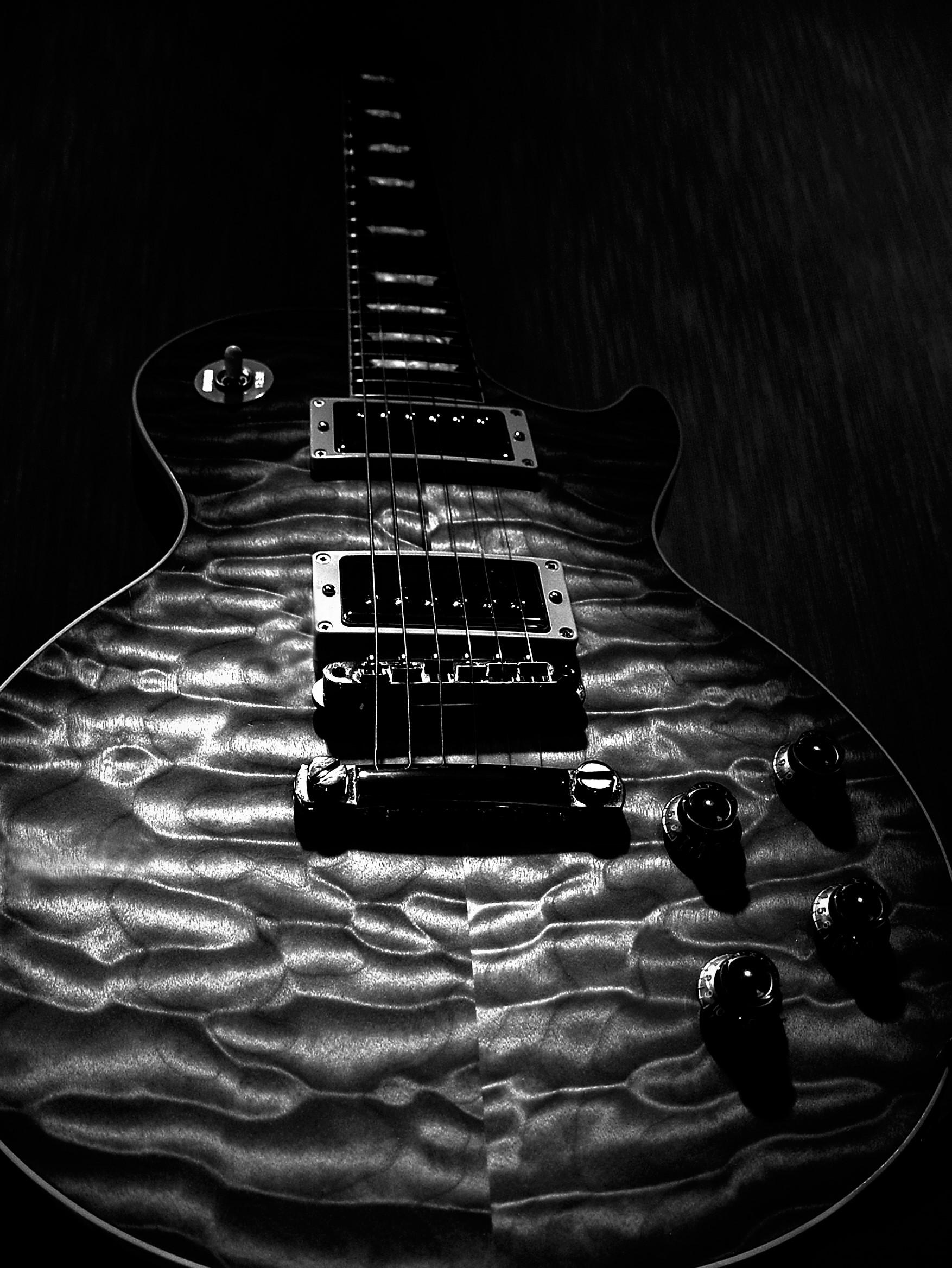 Gibson Les Paul Quilt Top Guitar