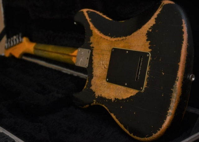 Fender Stratocaster Heavy Relic Guitar