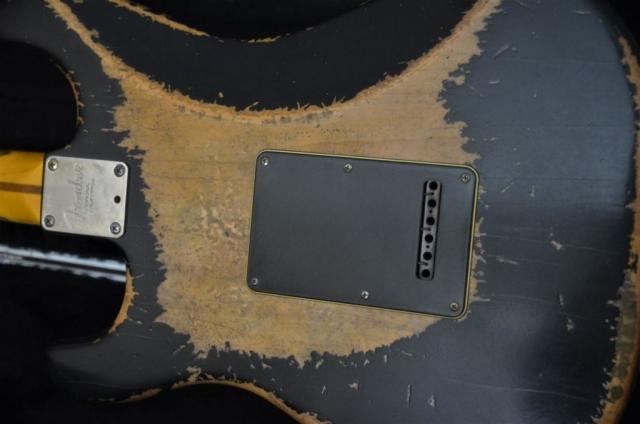 Relic Stratocaster Custom