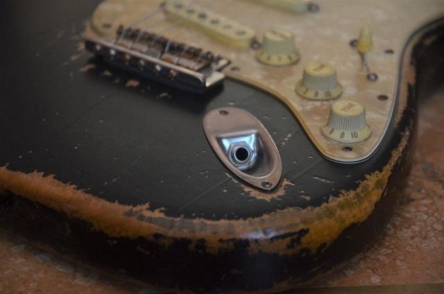Fender Stratocaster Relic sale
