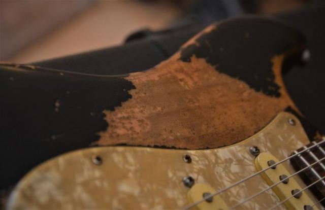 Fender Custom Strat Relic Sale