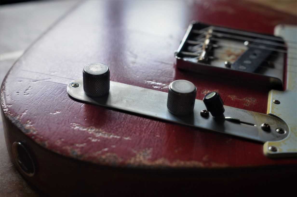 Relic Custom Fender Telecaster