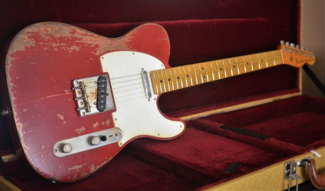 Custom Fender Telecaster Relic