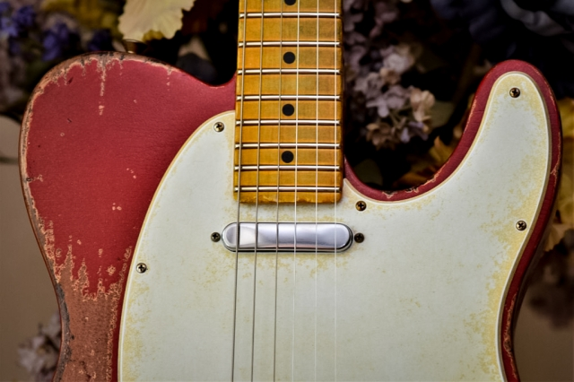 Heavy Relic Fender Telecaster