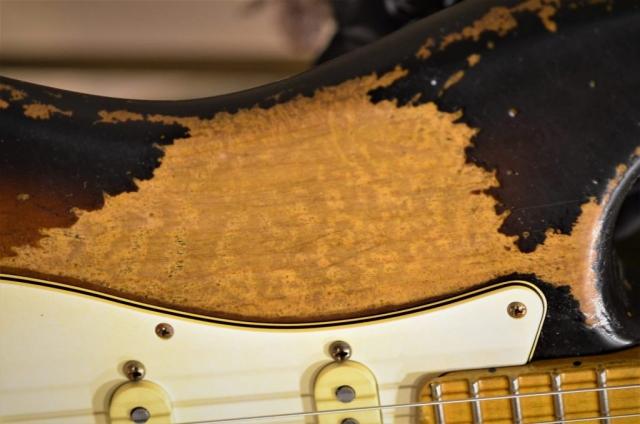 Stratocaster Sunburst Relic