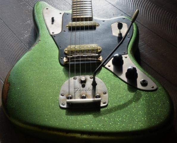 Custom Jaguar Relic Guitar