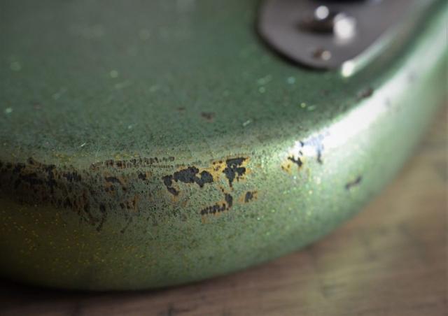 Fender Relic Wear