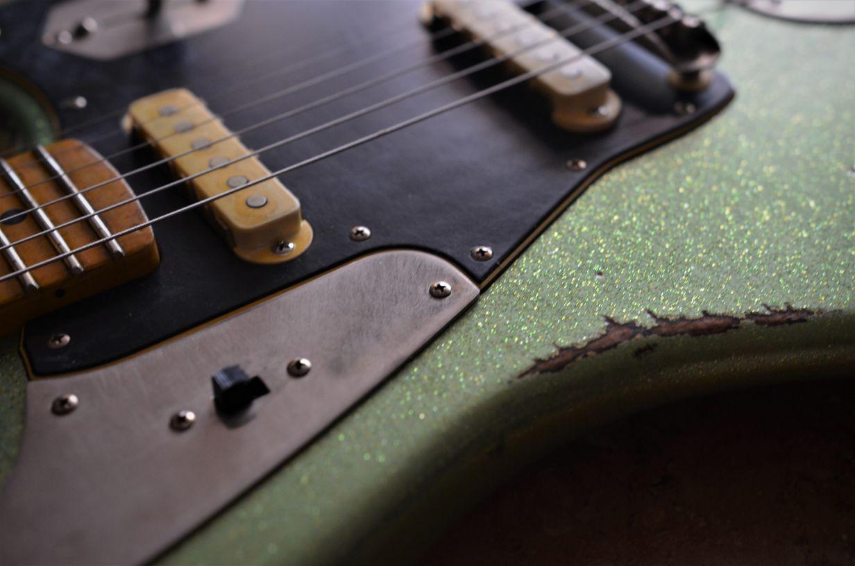 Custom Relic Fender Jaguar Offset Guitar