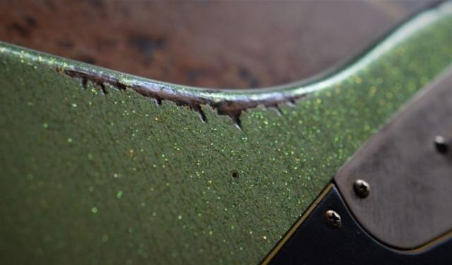 Fender Jaguar Relic
