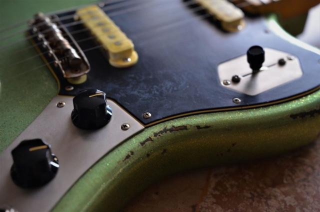 Fender Jaguar Vintage Relic