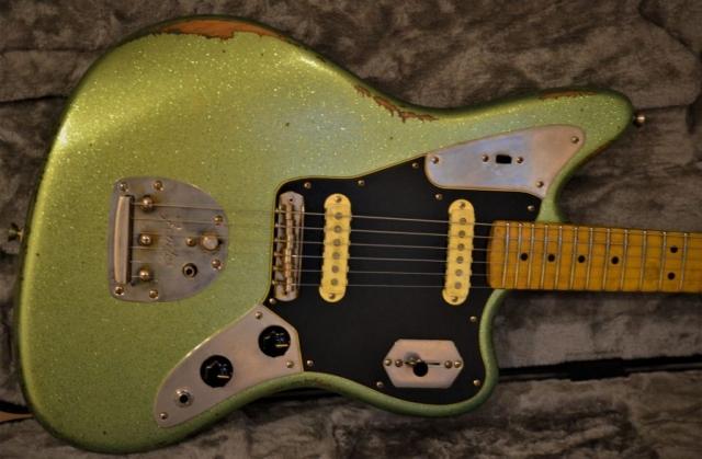 Aged Fender Jaguar Vintage Relic