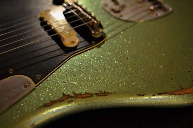 Fender Custom Jaguar Aged