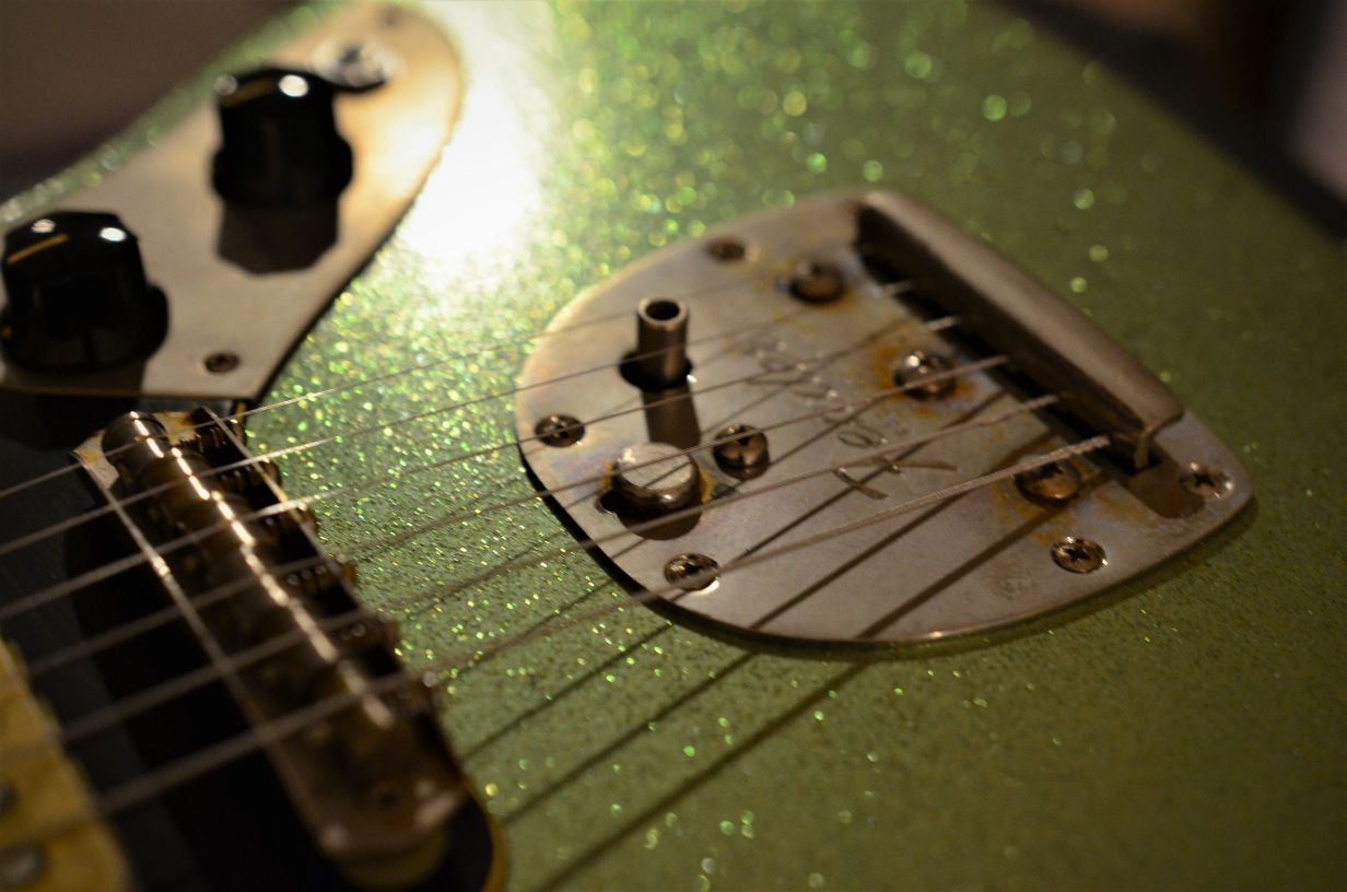 Fender Sparkle Relic
