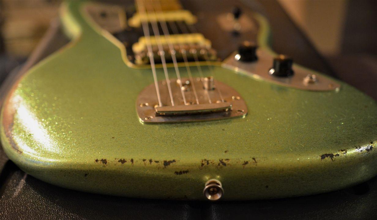 Fender Jaguar Vintage Guitar